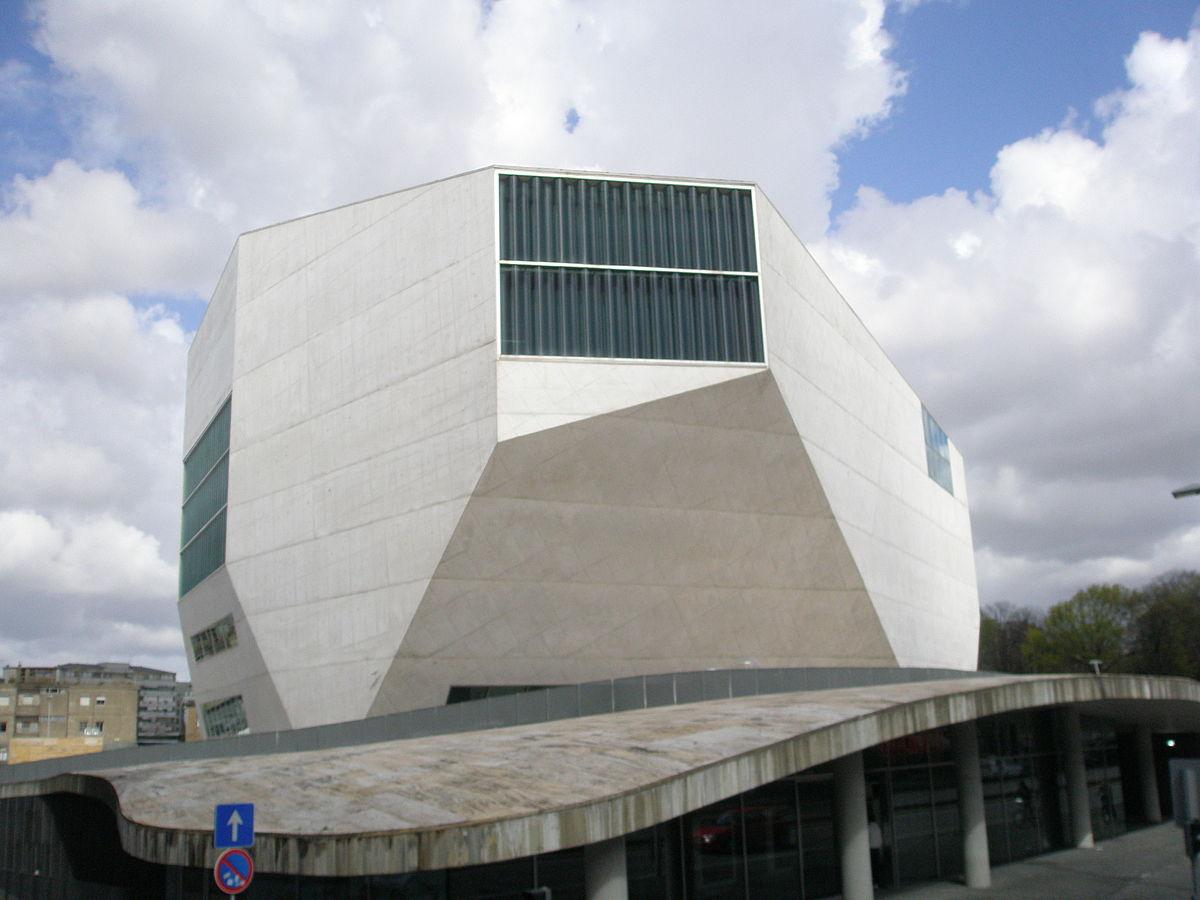 Orquestra sinf nica do porto casa da m sica wikip dia a for Casa discografica musica classica