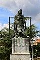 Casalguidi, monumento ai caduti di lindo meoni, 1995, 05.jpg