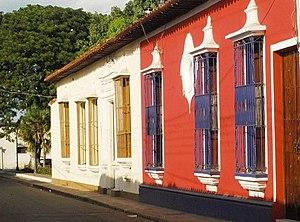 Calabozo - Image: Casastipicasclbz