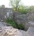 Castell Dolforwyn - Dolforwyn Castle, Powys, Cymru (Wales) 39.jpg