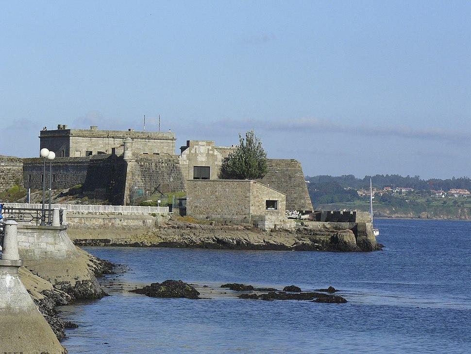 Castelo de San Antón A Coruña