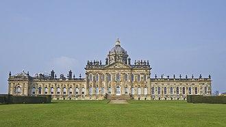 Treasure Houses of England - Image: Castle Howard Exterior