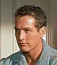Paul Newman en 1958