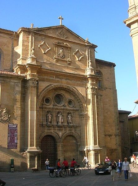 File:Catedral Santo Domingo de la Calzada.jpg