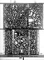 Cathédrale - Vitrail, déambulatoire, baie 57, Histoire de Joseph, dixième panneau en haut - Rouen - Médiathèque de l'architecture et du patrimoine - APMH00032019.jpg