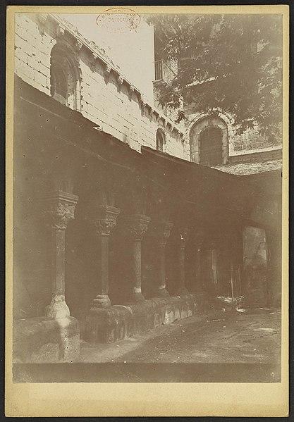 File:Cathédrale Sainte-Marie d'Urgell - J-A Brutails - Université Bordeaux Montaigne - 1443.jpg