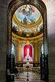Cathedra in Cathédrale Saint-Louis de La Rochelle-6776.jpg