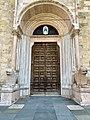 Cathedral facade, Parma, Italy, 2019, 06.jpg