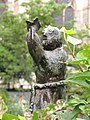 Cathedral of Saint John the Divine, New York - Saint Francis of Assisi1.jpg