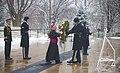 Catholic Archbishop of South Korea - wreath laying (15593604404).jpg