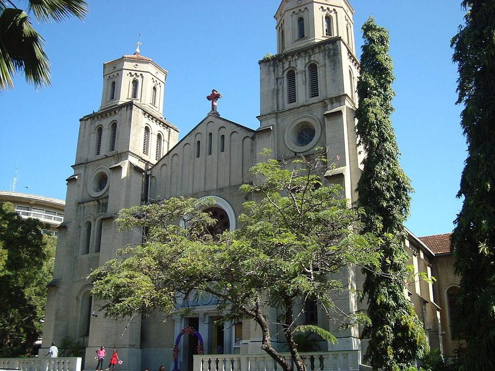 Catholic Church in Mombasa