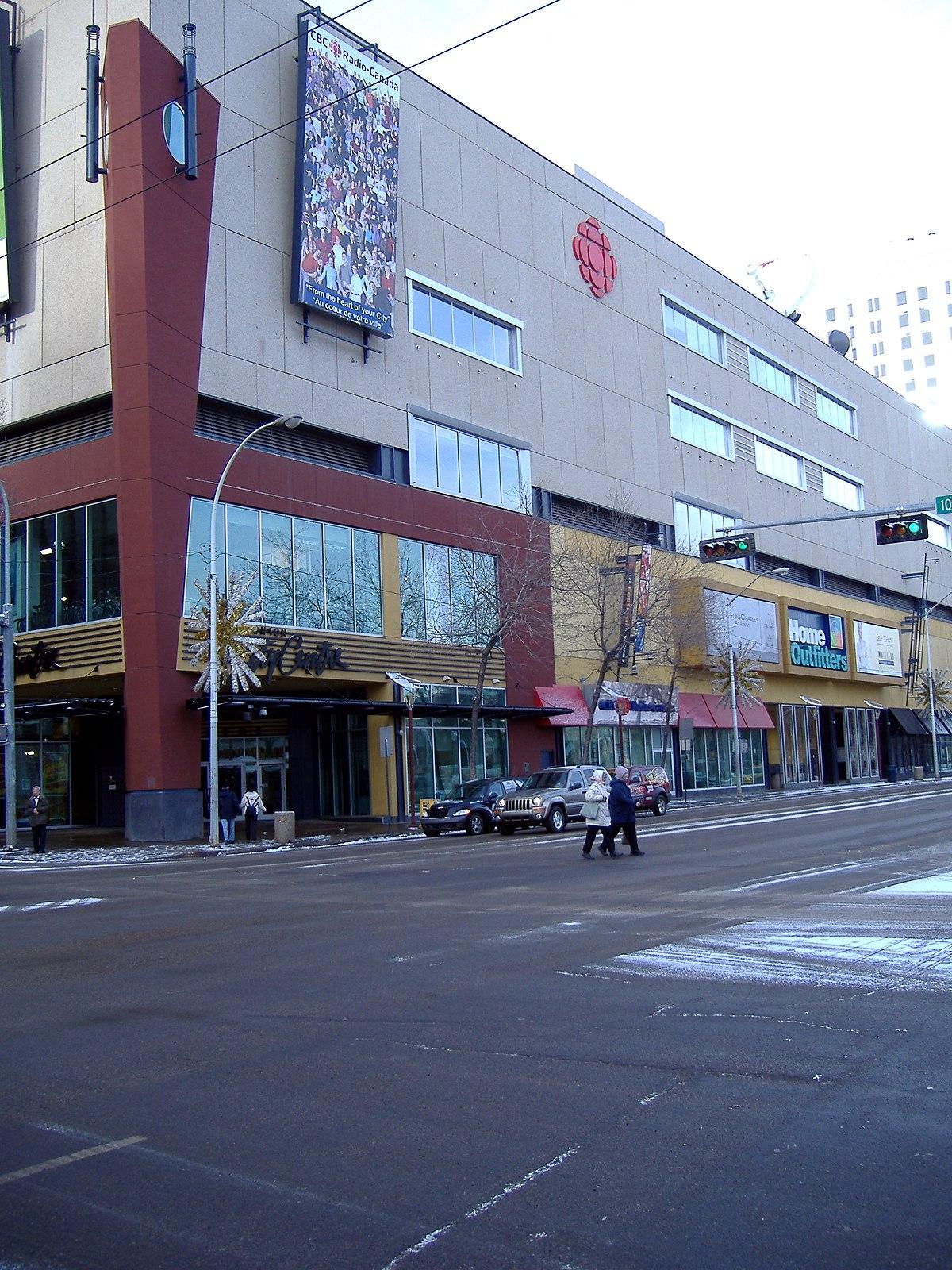 Edmonton: Edmonton City Centre
