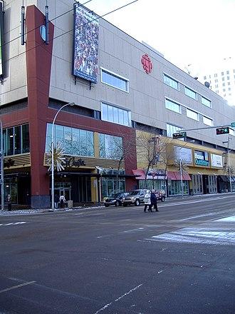 Edmonton City Centre - Image: Cbc edmonton