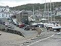 Ceinewydd harbour - geograph.org.uk - 67827.jpg