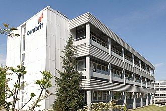 Cembrit - The headquarters of Cembrit in Aalborg, Denmark