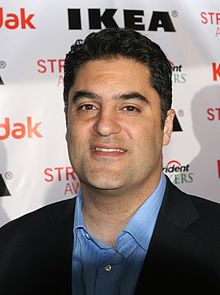Cenk Uygur at Streamys.jpg