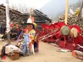 File:Ceremony and Tibetan Dance in Nepal.webm