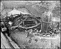 CfO0158 museum no C55000 1 Osebergskipet utgravning (Oseberg ship excavation 1904. Kulturhistorisk museum UiO Oslo, Norway. License CC BY-SA 4.0).jpg