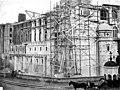 Château - Pavillon nord-ouest - Saint-Germain-en-Laye - Médiathèque de l'architecture et du patrimoine - APMH00010268.jpg