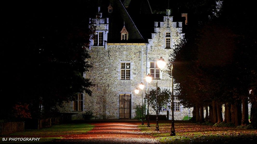 Château de Ham-sur-Heure