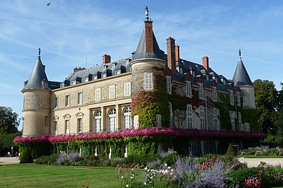How to get to Château de Rambouillet with public transit - About the place