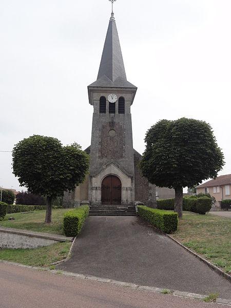 Châtillon-sous-les-Côtes (Meuse) église