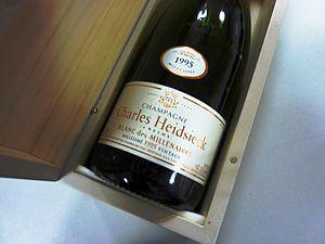 Vintage - Vintage Champagne