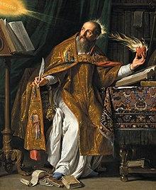 La fondazione dell'ordine viene tradizionalmente fatta risalire a sant'Agostino