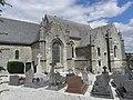 Champeaux (35) Collégiale Sainte-Madeleine Extérieurs 17.jpg