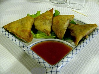 Cape Verdean cuisine - Chamuças
