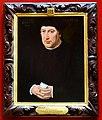 Chantilly (60), musée Condé, Hans Holbein le jeune (attribué à), portrait de Jean Bugenhagen.jpg