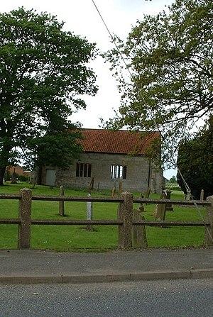Guyhirn - Image: Chapel of Ease, Guyhirn geograph.org.uk 177532