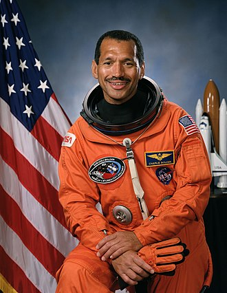 Astronaut Charles Bolden, veteran of four space missions. President Barack Obama appointed Bolden to be NASA Administrator. NASA image.