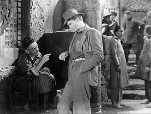 The Man Who Came Back (1931 film) - Charles Farrell in a scene from the film.