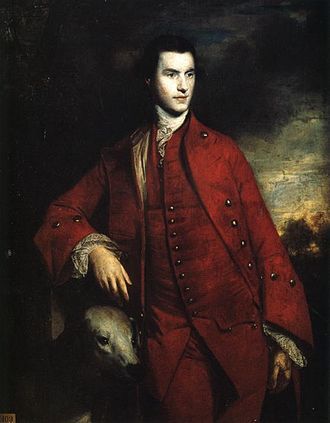 Charles Lennox, 3rd Duke of Richmond - Charles Lennox, 3rd Duke of Richmond, 1758, by Sir Joshua Reynolds