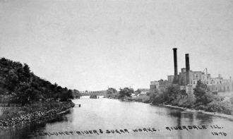 Riverdale, Illinois - Image: Charles Pope Beet Sugar Works