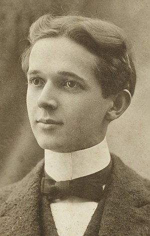 Charles Rosen (painter) - Image: Charles Rosen, ca. 1900 cropped