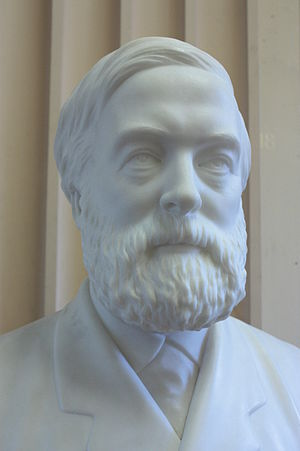 Charles Wyville Thomson - Charles Wyville Thomson by John Hutchison