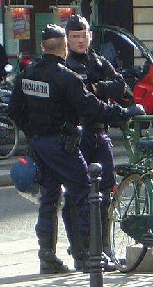 Ford Focus S >> Gendarmerie Nationale - Wikipedia
