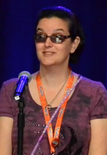 Charlotte Fullerton American writer of television, novels, comic books and video games