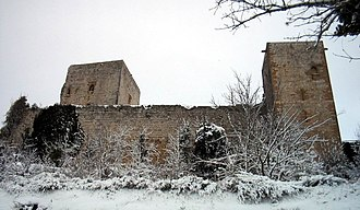 Château de Puivert - Château de Puivert