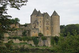 Image illustrative de l'article Château de Salignac