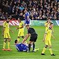 Chelsea 6 Maribor 0 Champions League (15575885636).jpg