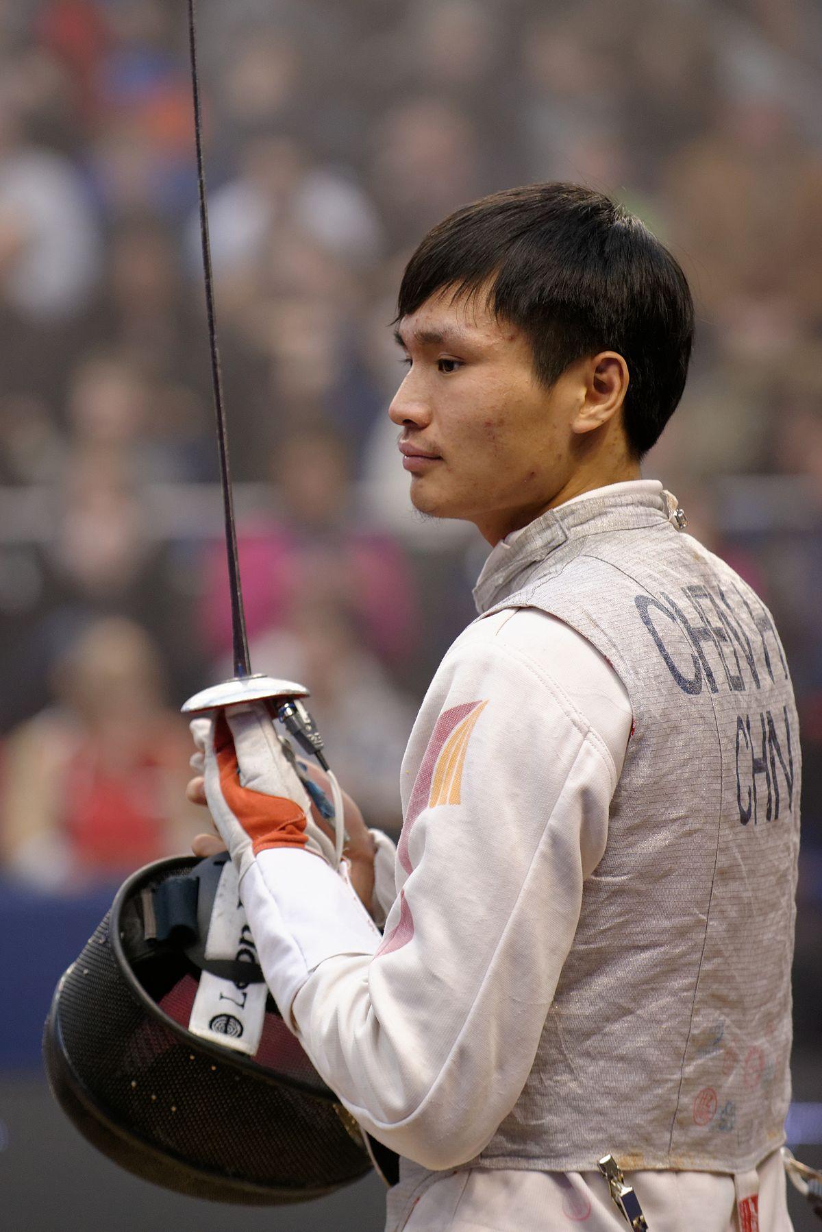 K Chen T Bingen chen haiwei wikidata