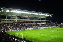 hot sale online de5e5 7bcbb Chicago Fire Soccer Club - Wikipedia