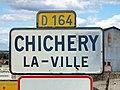 Chichery la Ville-FR-89-panneau d'agglomération-02.jpg