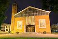 Chiesa di San Luigi e Beata Giuliana di notte.jpg