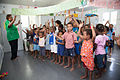 Children at Buk bilong Pikinini (books for children). Port Moresby, Papua New Guinea. (10681216754).jpg