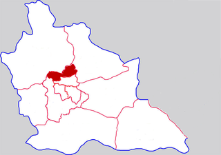 Fengquan District District in Henan, Peoples Republic of China