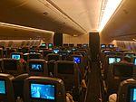 China Airlines Boeing 777-300ER Premium Economy Class.JPG